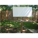 Budget Home Theater Ideas: Screen