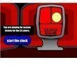 clock game screenshot