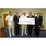 800px-US Navy 020911-N-2383B-654 CNO and MCPON accept a donation from the Navy League