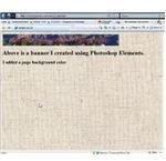 banner test sm html