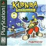 Klonoa cover art