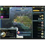 Lower difficulty levels offer more bonuses in Civ V
