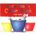 White Rabbits Color Book by Alan Baker