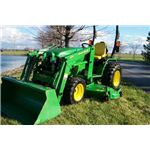 Compact Tractor basics