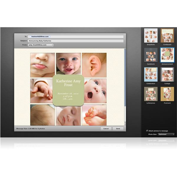 how to create a photo book in iphoto