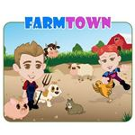One of the best Facebook games is Farm Town.