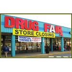 Drug Fair Store Closing by Brooklyn Bridge Baby
