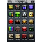 Appzilla Main Screen