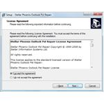 Figure 1: License Agreement