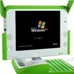 The XO from OLPC is powered by Windows XP - children in Third World countries will be using XP for many years to come
