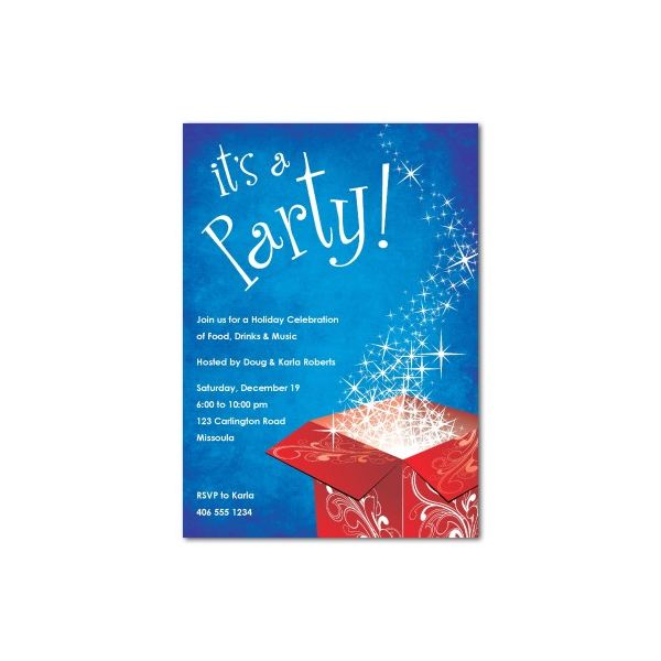 Top 10 Christmas Party Invitations Templates Designs for Parties – Invitations for Parties