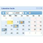 Google gadget for a internet calendar