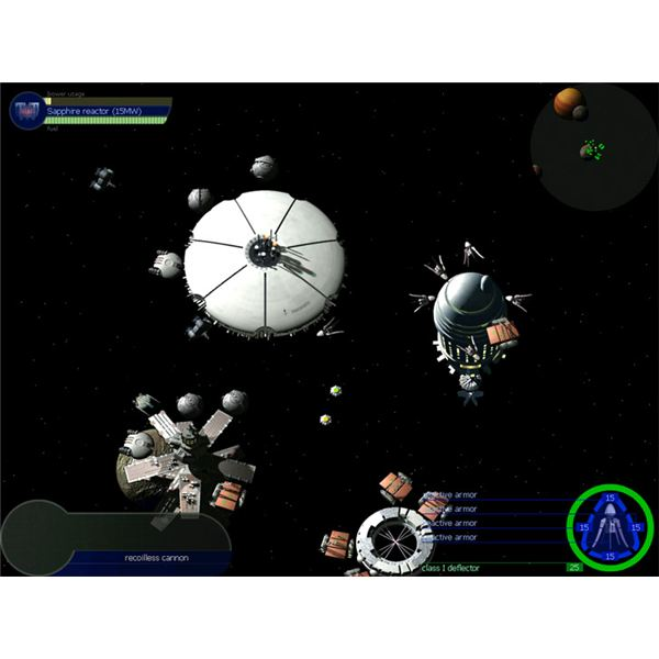 Space Exploration Game Had