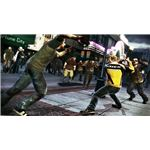 Chuck Greene fights against hordes of zombies in Dead Rising 2.