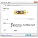BlueVoda PayPal Button Insertion