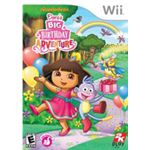 Dora's Big Birthday Adventure for Wii