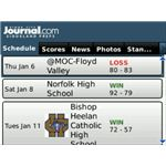 BB screenshot - high school sports