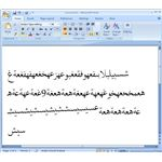 type-in-arabic-word-2007-demo