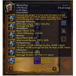 WoW tooltips are very helpful in theorycrafting
