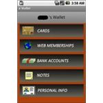 a Wallet For Google Android - Memberships