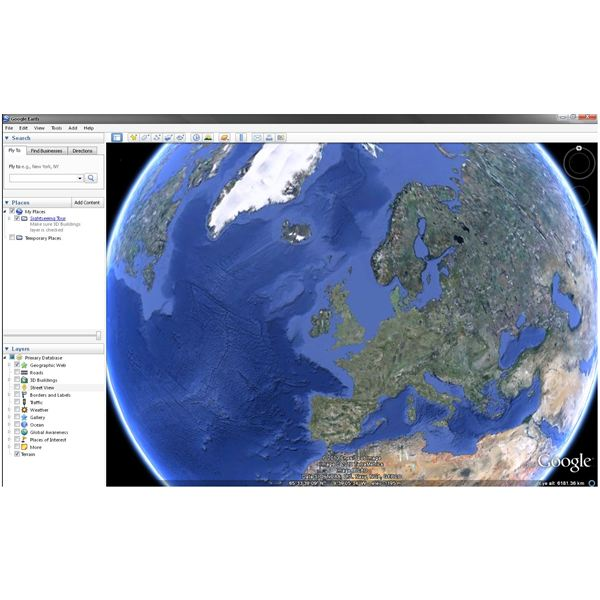Explaining The Difference Between Google Earth And Google Maps