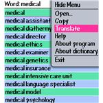 BEIKS Stedman's Concise Medical Dictionary for BlackBerry