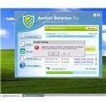 Fake Security Warning by AntiVir Solution Pro
