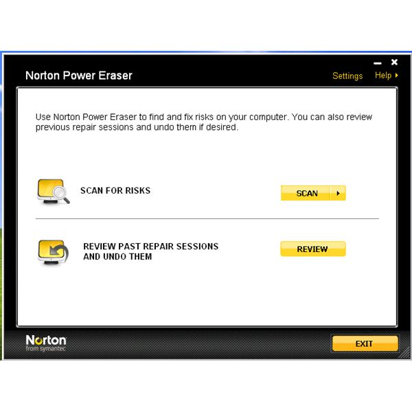power eraser norton free