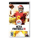 NCAA Football 10 is a great PSP sports experience for all ages