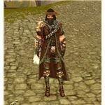 Guild Wars Ranger Kryta Armor