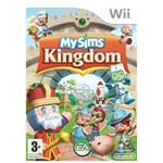 MySims Kingdom cover
