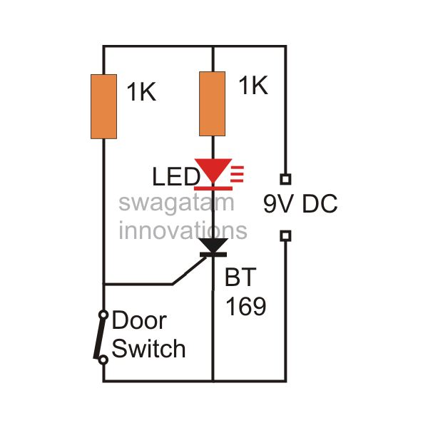 Momentary Switch Latching Relay Wiring Diagram furthermore Rc Led Light Wiring Diagram together with Water Sensor Circuit Schematic Trigger together with 121484 Simple Thyristor Circuits Explained additionally 121484 Simple Thyristor Circuits Explained. on 121484 simple thyristor circuits explained