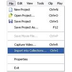 Import your downloaded effects into your collections