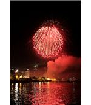 Fireworks, Baku, 2010 (2)