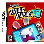 Rayman Raving Rabbids TV Party cover