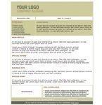 FreeHTMLNewsletterTemplate5
