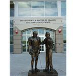 """Tom and Nancy Osborne Complex on the north side of Memorial Stadium on the campus of the University of Nebraska-Lincoln"