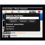 Screenshot Player For YouTube