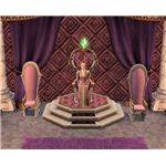 The Sims Medieval Throne Room