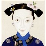 The Dowager Empress from the Palace Museum, Beijing, from Wikipedia