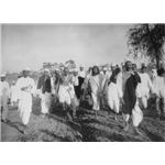 800px-Gandhi during the Salt March