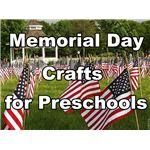 Memorial Day crafts for preschools