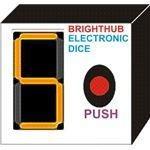 Electronic dice, Image