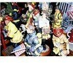 Firemen Figurines