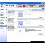 Privacy Setting Window of ZoneAlarm