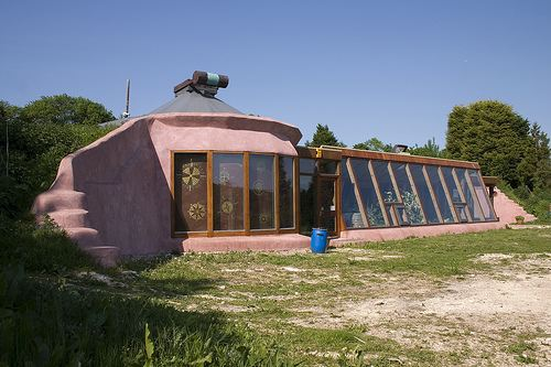 The Benefits Of Earthship Homes Earthships Have Landed