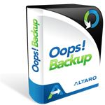 Oops! Backup Review