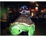 Amanda Hosler's Draenei Costume - BlizzCon 2008 Costume Contest Winner