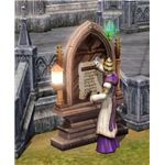 The Sims Medieval Jacoban Priest Proclamation Board