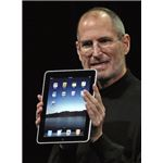 ipad and steve jobs